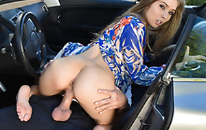 Foot fanatic guy enjoys ever after attaching of Lena Paul body