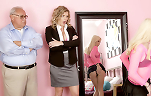 Dress Like A Slut Lick Like A Slut - Naked Cory Chase Almost the porn scene