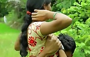 Sexy Indian desi girl fucking issue outdoor sex - xdesitubes.com