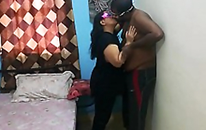Indian bhabhi hard shagging sex with ex lover in absence of her costs