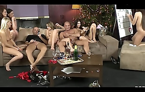 The sex game fucking before christmas episode 3