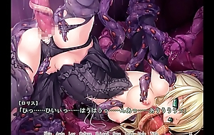 The princess'_ young sister is fucked by slay rub elbows with tentacle - hentaigame.tokyo