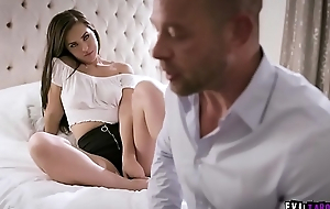 She could win a Blowjob World Championship! Watch Alina Lopez suck her stepmom Reagan Foxx BF'_s cock involving this scene added to u will see what I mean!
