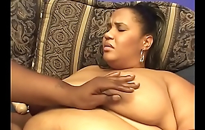 Huge black ass harlots on couch dildo fucking with pleasure