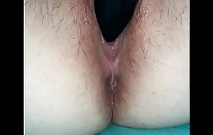 Preview Solo masturbation. Wet juicy creamy pussy with anal orgasm