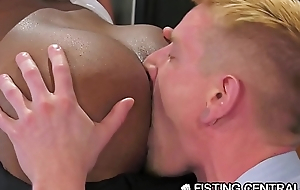 FistingCentral Interracial College Teachers Dear one &amp_ Fist In Class