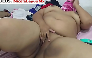 My extract briefly whore niece masturbating on the bed naked